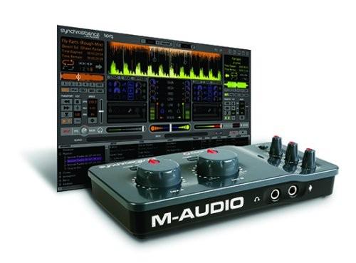 M-Audio Conectiv y Torq DJ