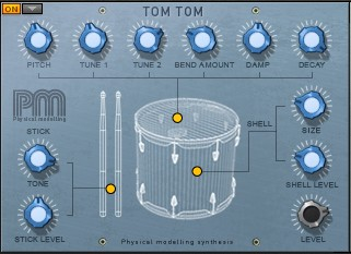 Physical Tom Tom