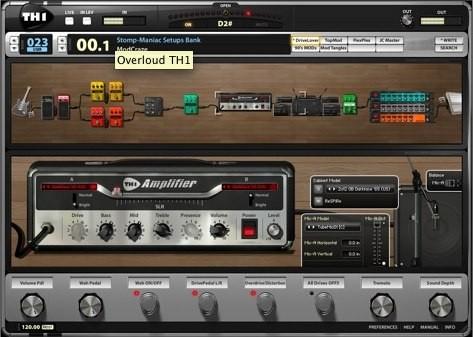 Overloud TH1