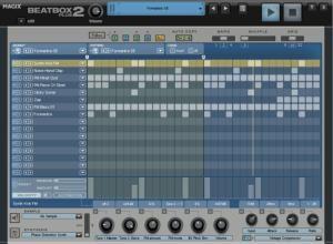 Samplitude 11 Beatbox 2