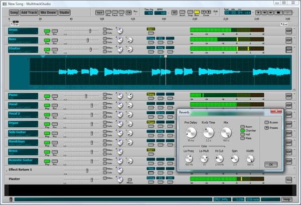 Multitrack Studio 5
