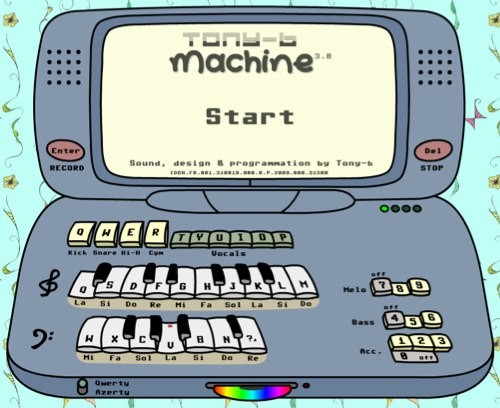 Tony-B Machine