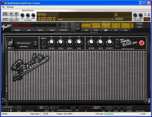 Amplitube Fender