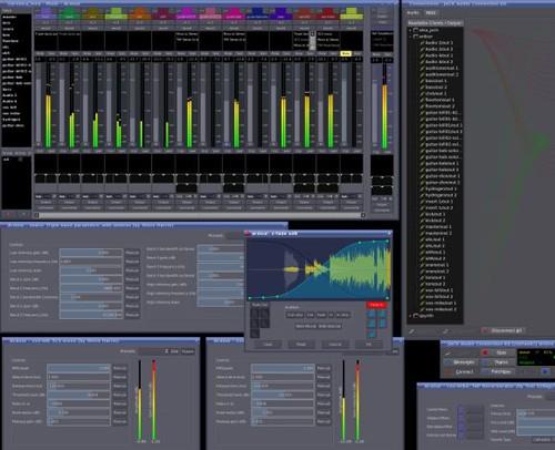 ardour linux audio