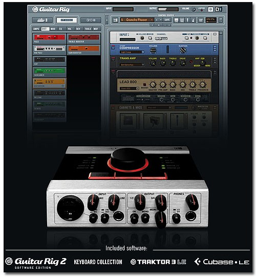 Native Instruments Guitar Rig 2 Producer Pack