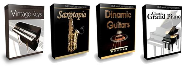 DSK Music Sampled Series