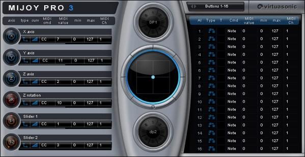 Virtuasonic Mijoy Pro 3