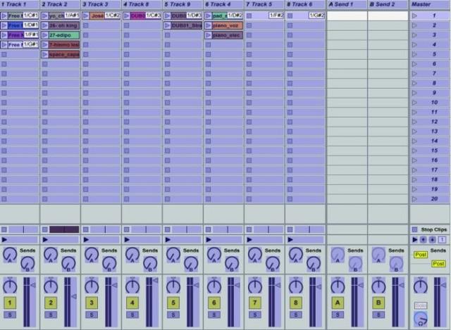 Modo de asignación MIDI