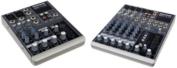 Mackie 402-VLZ3 y Mackie 802-VLZ3