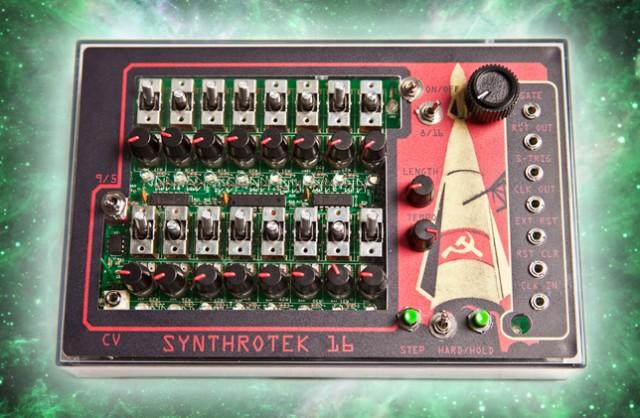 Synthrotek 16 Step Sequencer