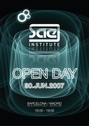 Open Day SAE Institute