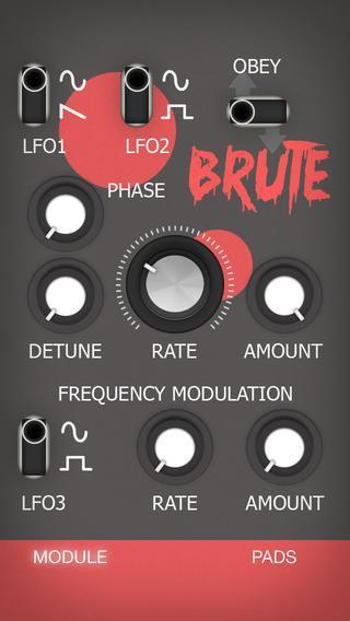Brute LFO
