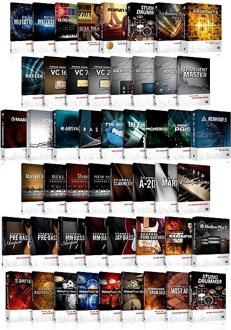 Komplete 8 Ultimate