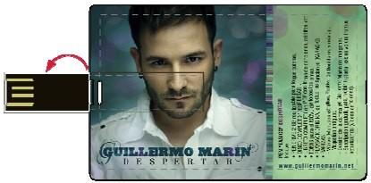 Pendrive Guillermo Marín