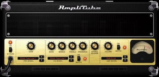 Amplitube 2 Duo