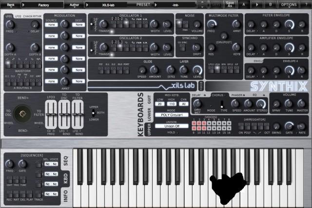 XILS-Lab X-Synth