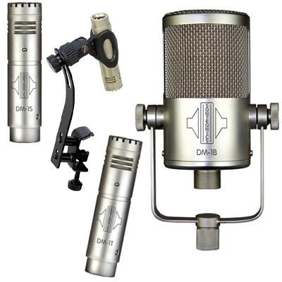 Micrófonos Sontronics