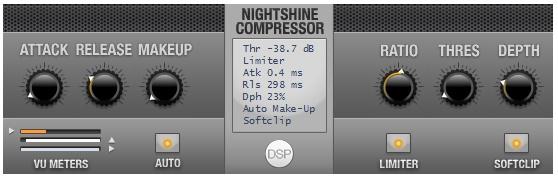 discoDSP NightShine