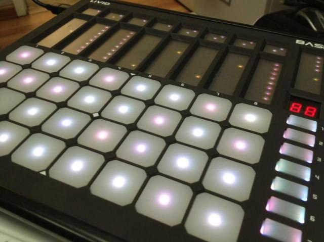 Controlador nuevo Livid Instruments