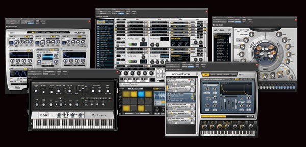 Pro Tools Instrument Expansion Pack