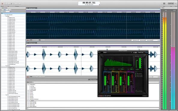 Sound Forge Pro 1.0 Mac