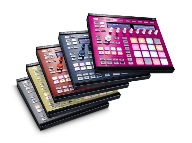 Maschine Custom Kits