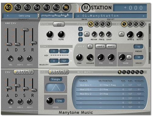Manytone Manystation 2