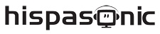 Logo de Hispasonic (2004)