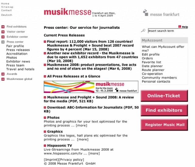 Musikmesse - Hispasonic TV