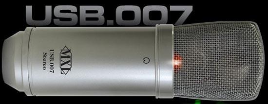 MXL USB007