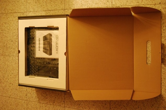 Xone:4D unboxing