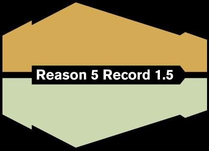 Reason 5 y Record 1.5