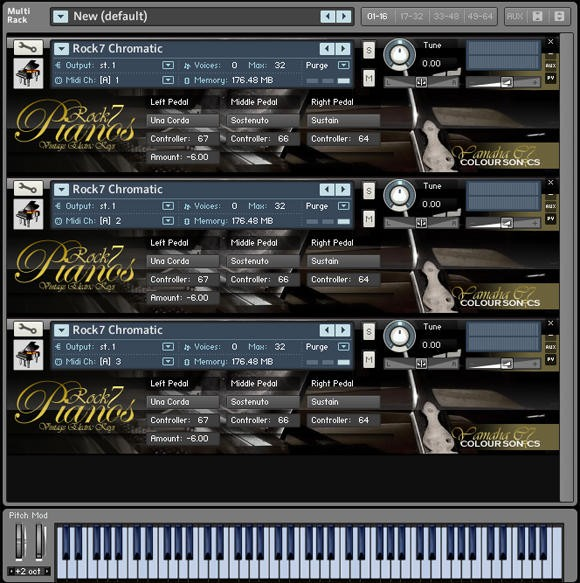 Sonart Audio Pianos 2.0