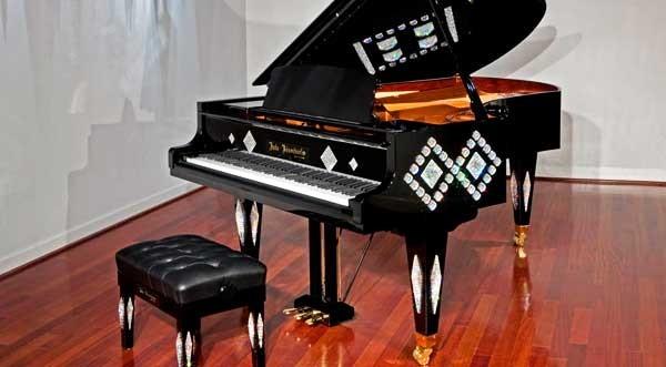 El piano nuevo m s caro del mundo hispasonic for Casa piano cotizacion