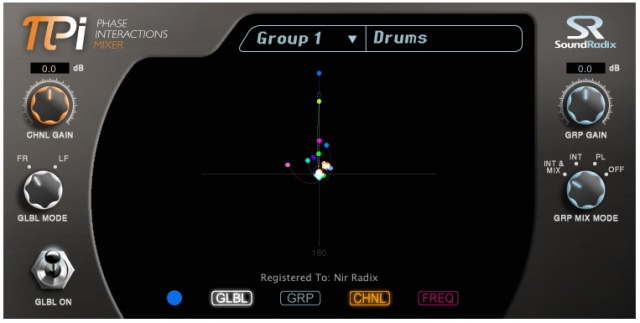 Sound Radix Pi