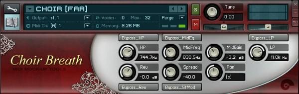 Virtuasonics Choir Breath