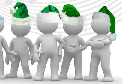 Concurso navideño Intermusic
