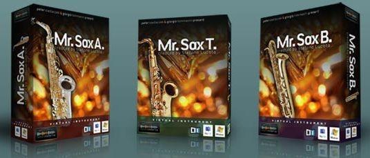 Mr. Sax A y Mr. Sax B