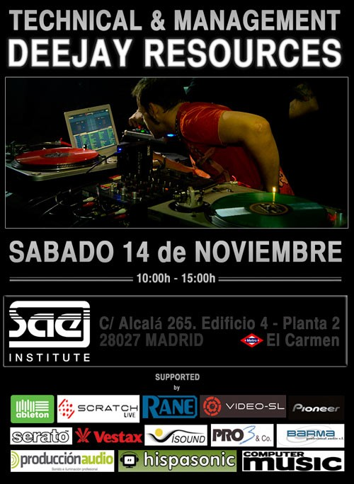 Flyer Deejay Resources