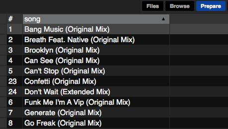 Maneja el browser de Serato DJ como un profesional | Hispasonic