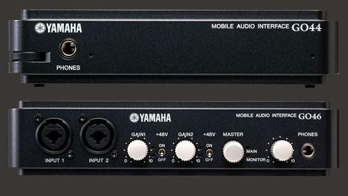 Yamaha GO44 y GO46