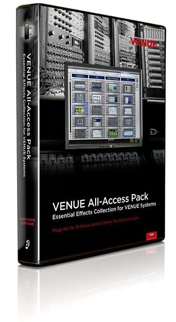 Digidesign VENUE All-Access Pack