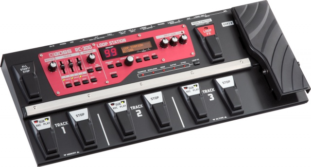 LoopStation Boss RC-300