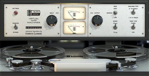 Virtual Tape Machines