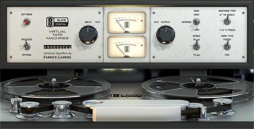Virtual Tape Machines