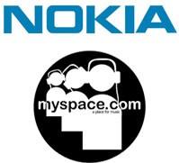 NOKIA y MySpace