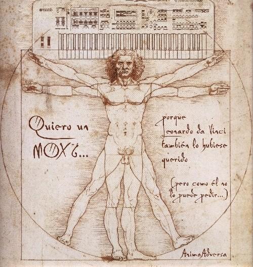 Leonardo MOX6
