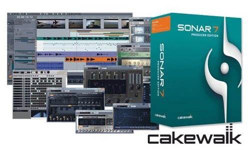 Cakewalk SONAR 7