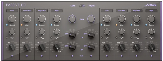Native Instruments Passive EQ