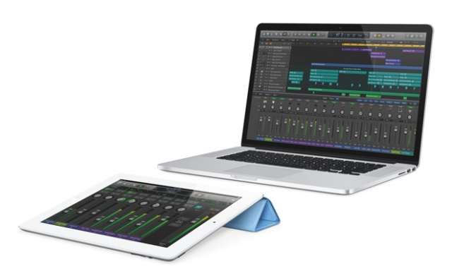 Logic Remote para iPad